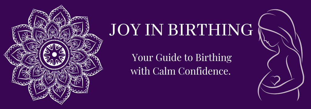 joy in birthing