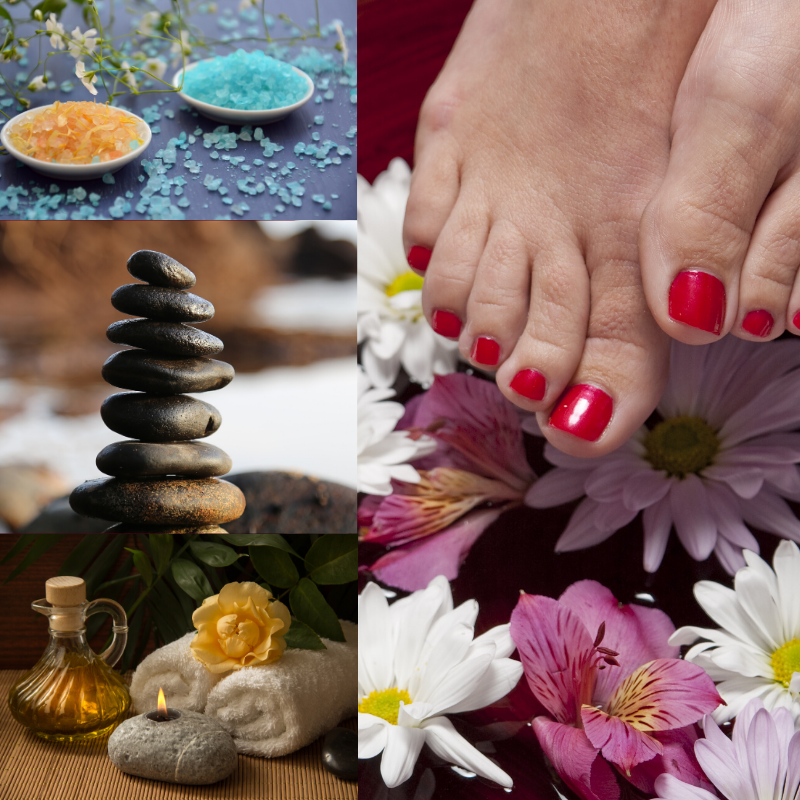ayurvedic foot treatment